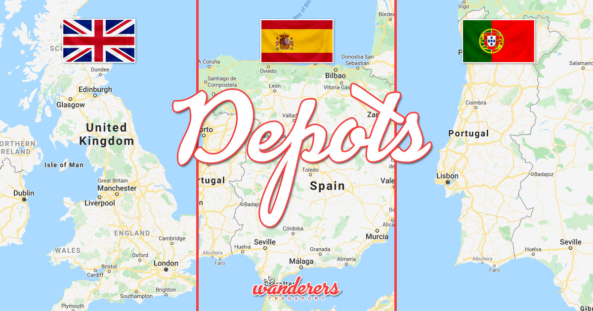 International Removals Storage UK Spain Portugal WanderersTransport OG01