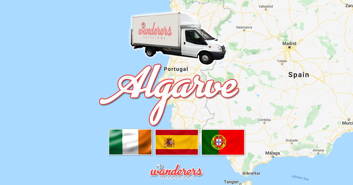 Algarve Depot - Removals & Storage, Wanderers Transport OG01
