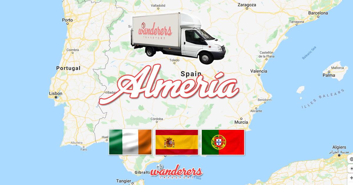 Almería Transport, Removals and Storage - Wanderers Transport