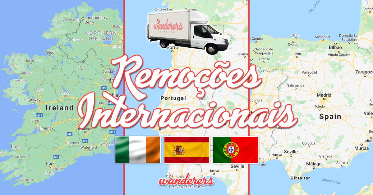 Remoções Internacionais